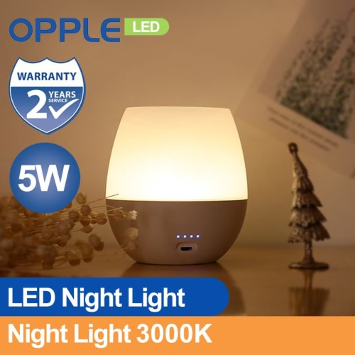 Foto Produk OPPLE LED Candle Night Light dengan Sensor Tiup dari Opple Official Store