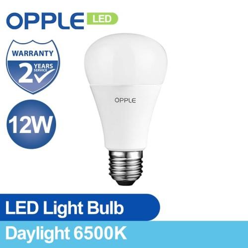 Foto Produk OPPLE LED EcoMax Bulb 12 Watt - Putih dari Opple Official Store
