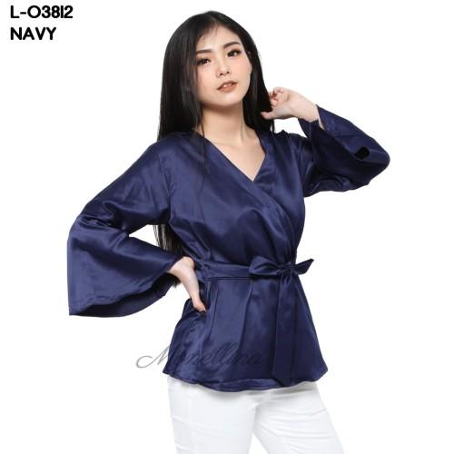 Foto Produk Baju Blouse Atasan Wanita Kekinian L-03812 dari Stayl Store