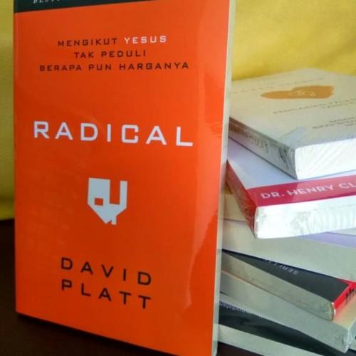 Foto Produk Buku David Platt - RADICAL (Ind) dari Bealblo chopping