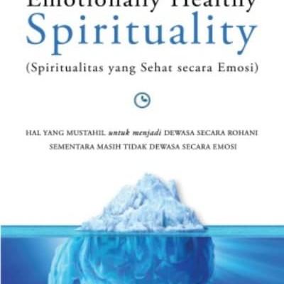 Foto Produk Buku Peter Scazzero - EMOTIONALLY HEALTHY SPIRITUALITY (Ind) dari Bealblo chopping