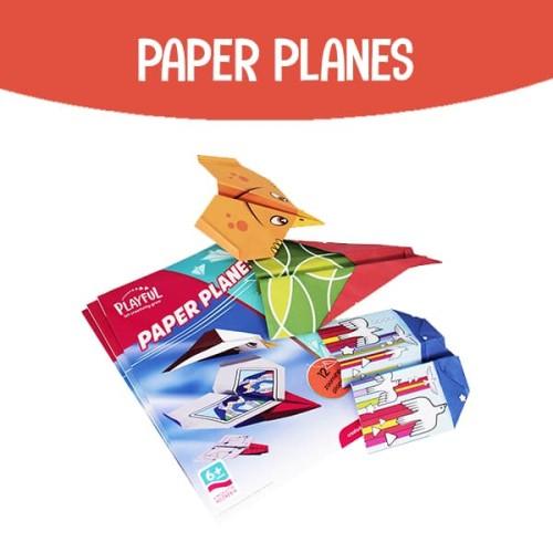 Foto Produk Paper Planes | Playful by GummyBox dari GummyBox