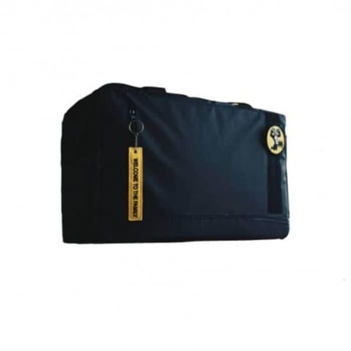 Foto Produk BADASS MONKEY DUFFLE TRAVEL BAG BLACK MURAH dari indogrosir176