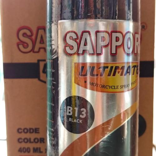 Foto Produk Cat semprot pilox pilok Sapporo Ultimate ( bukan Xyralic) dari logamagung