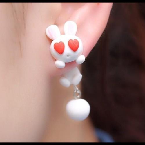Foto Produk ready anting kelinci bunny love dari Evi Puspitahati