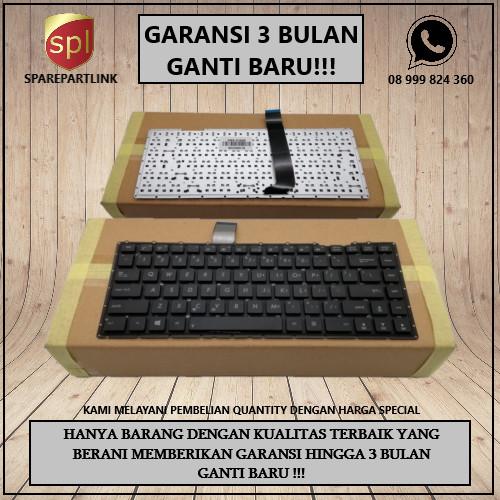 Foto Produk Keyboard ASUS X450 A450 A450C X450C X450A X450V X450VB X450E dari SparepartLink