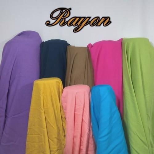 Foto Produk kain Katun Rayon polos dari Oreeva874