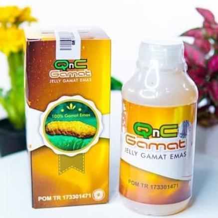 Foto Produk Obat Sinusitis - Infeksi Sinusitis - Hidung Tersumbat - Jelly Gamat dari AGEN OBAT HERBAL WALATRA