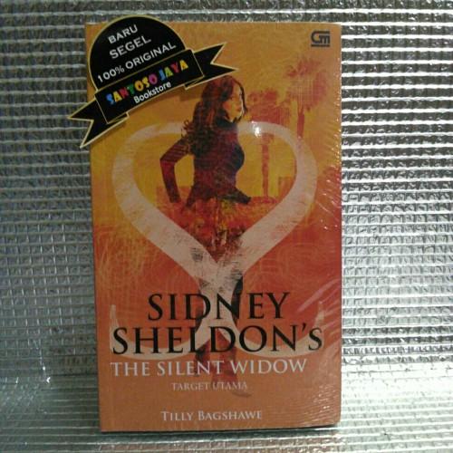 Foto Produk Target Utama (The Silent Widow) by Tilly Bagshawe/ Sidney Sheldon dari Santoso Jaya Bookstore
