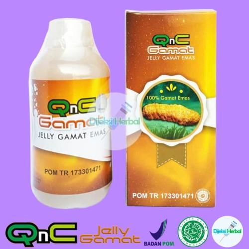 Foto Produk Herbal Fistula Ani Dan BAB Terasa Nyeri QNC Jelly Gamat dari Dijeksi Herbal