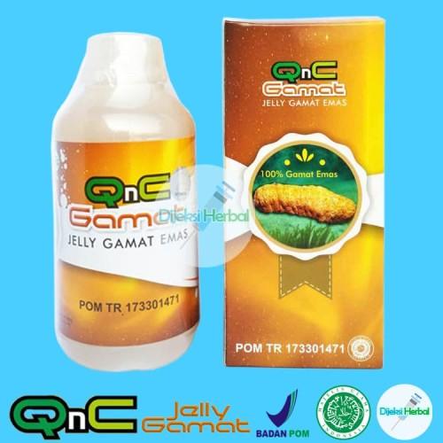 Foto Produk Baru Obat Fistula Ani QNC Jelly Gamat dari Dijeksi Herbal