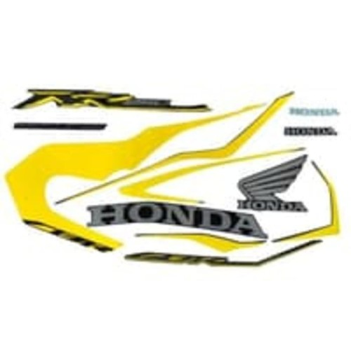 Foto Produk Stripe Set Left Grey – CBR 250RR 871X0K64N00ZAL dari Honda Cengkareng