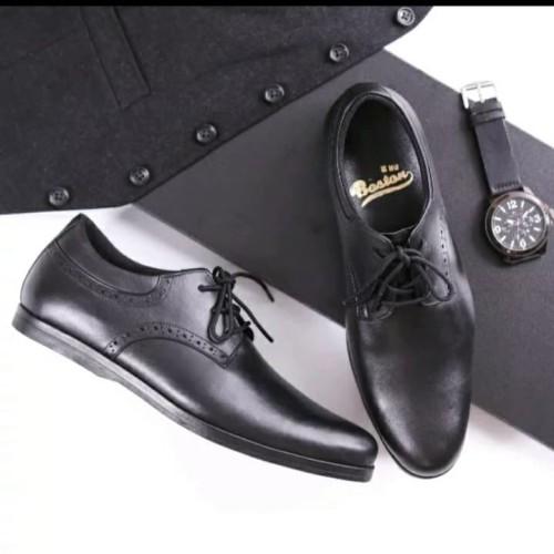 Foto Produk Sepatu kulit asli MODEL ORLANDO (Pantofel/DELTA/Bally/Kickers/BOOTS dari faiz footwear