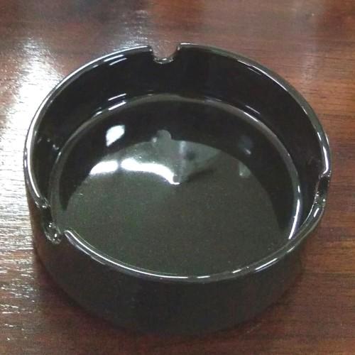 Foto Produk Asbak Keramik/Asbak Hitam/Asbak Rokok/Asbak Porcelain/Ashtray/Asbak dari Gelas 5 Saudara