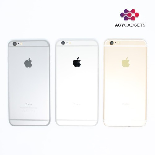 Foto Produk Iphone 6 Plus 128GB Fullset OK dari ACY Gadget Official
