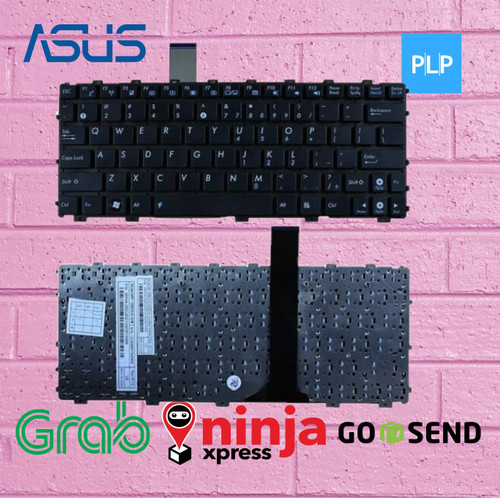 Foto Produk Keyboard Asus Eee PC 1015 1015B 1015BX 1015CX 1015P 1015T BLACK dari PioneerLaptopParts