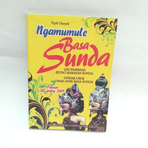 Foto Produk Kamus Bahasa Sunda Lengkap 1250 Peribahasa Untuk Anak SD dan SLTP dari Toko Buku dan Stationery