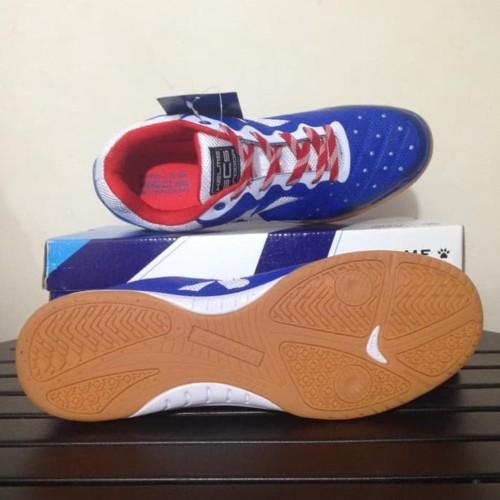Foto Produk Sepatu Futsal Kelme Feline Evo Blue White 55818900 Original Bnib dari Jans Sport