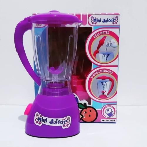 Foto Produk Mainan Anak - Mini Juicer Blender Elektronik Isi Air Masak Masakan RKC dari Danzel Corner