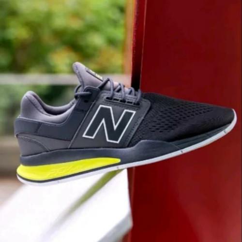 New Balance 247 Black Gren
