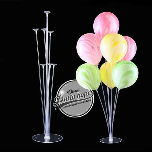 Foto Produk Stick Cup Standing Balon / Tatakan balon / Tiang Dekorasi / Gate balon dari PARTY HOPE 2