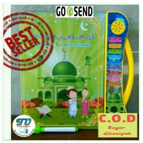 Foto Produk Buku pintar elektronik (Ebook)untuk anak (ada suara) dari toko ummie