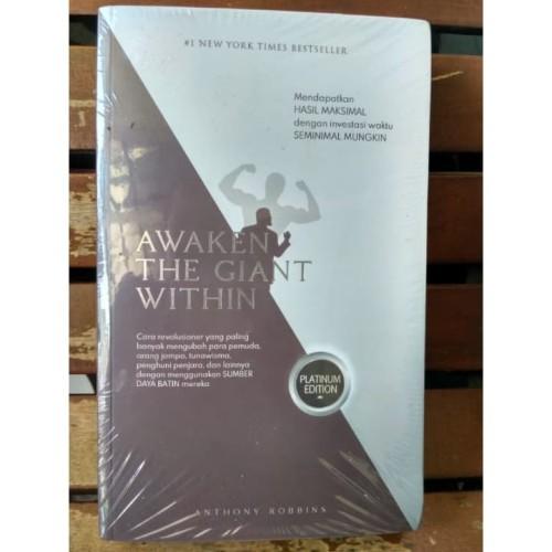 Foto Produk Awaken The Giant Within - Anthony Robbins dari Alifia Bookstore