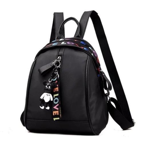Foto Produk Tas wanita tas ransel wanita ransel micro ransel love dari official bag store