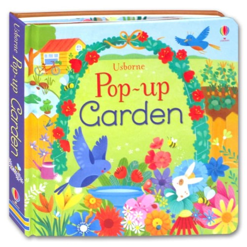 Foto Produk Usborne Garden Pop-Up Book dari HappyBunnyBooks