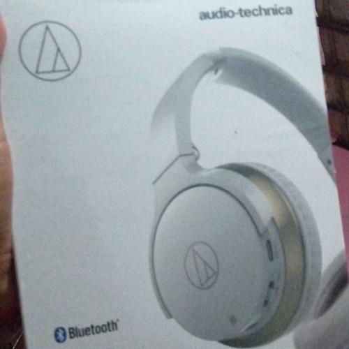 Foto Produk Audio Technica ATH-AR3BT - Putih dari oktie_mart