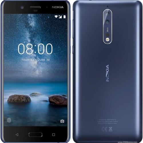 Foto Produk Nokia 8 RAM 4GB ROM 64GB GARANSI RESMI NOKIA dari sussan felyan
