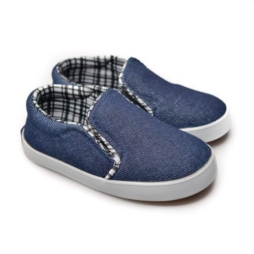 Foto Produk Sepatu anak balita K01 imperial blue FirstLight.id - 24 dari First Light Apparel
