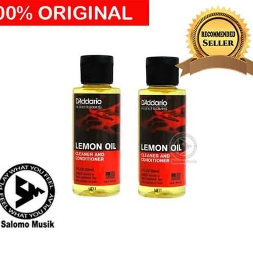 Foto Produk D'Addario Planet Waves PW-LMN Lemon Oil Cleaner and Conditioner dari Salomo Musik