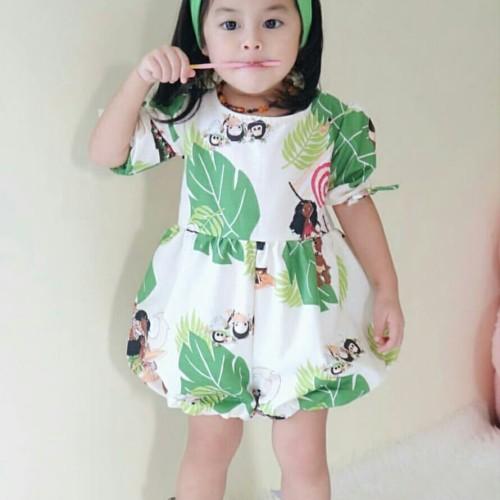 Foto Produk Romper Anak | Romper Baby | Setelan Anak | BUBBLE ROMPER - Size S dari B_BabyStore