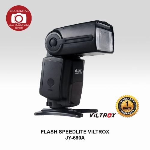 Foto Produk Viltrox JY-680A LCD Universal Flash Speedlite dari Indo Digital Nusantara
