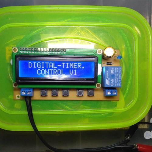 Foto Produk KIT TIMER DIGITAL OTOMATIS dari hendri elektro
