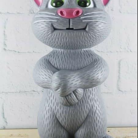 Foto Produk tomcat boneka talking tom / tomcat bahasa indonesia dari gian's shop