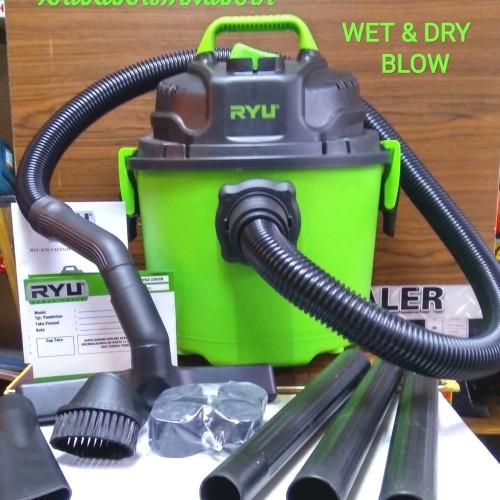 Foto Produk VACUUM CLEANER RYU (UN) RVC 15 /3 IN 1 WET & DRY & BLOW dari kaukukasihmurah