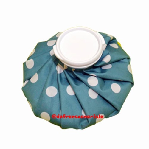 Foto Produk kompresan es - ice bag - ice pack - alat kompres - kompres panas - Hijau dari defranscanarisla
