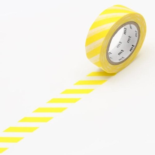 Foto Produk MT01D369 (15mm x 10m) stripe lemon dari gudily
