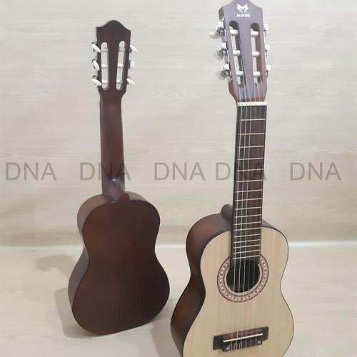 Foto Produk Gitar Mini Ukulele Classic 6 Senar MAYOR - ORIGINAL dari DNA Collections