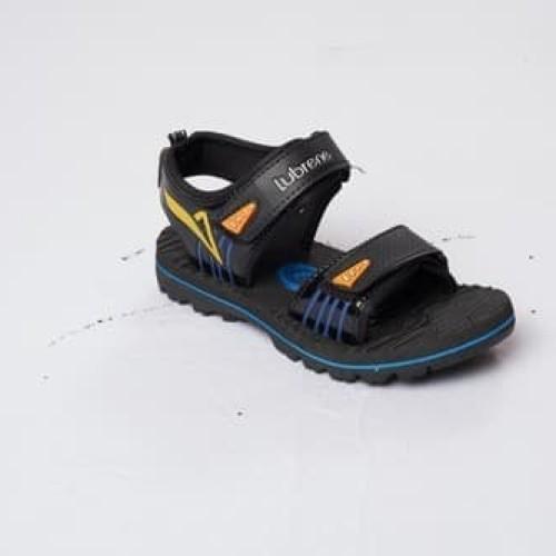 Foto Produk LUBRENE ASTON GC Sandal Gunung Anak Laki-Laki - 28, Black Blue dari manekistore