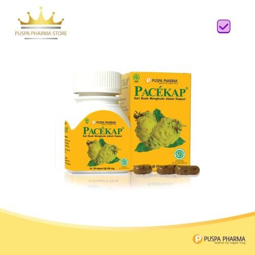 Foto Produk Pacekap Botol - Meringankan gejalan tekanan darah tinggi yang ringan dari Puspa Pharma Store