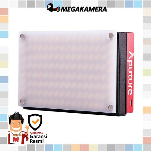 Foto Produk Aputure Amaran AL-MX Bicolor LED Mini Light - Lampu Video AL MX dari Megakamera
