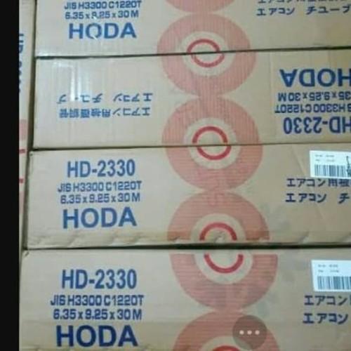 Foto Produk Pipa Ac Hoda 1/4 3/8 ( 0,5 - 1pk ) dari Grandy Cool