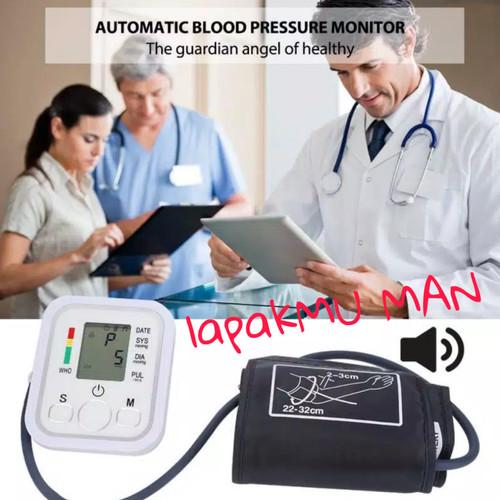 Foto Produk New series Tensi Darah Digital Blood pressure monitor setara OMRON dari LAPAK MU MAN