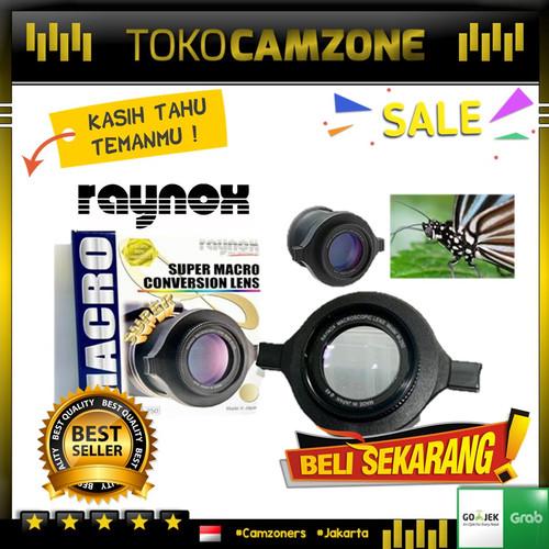 Foto Produk Raynox DCR-250 Super Macroscan dari Tokocamzone