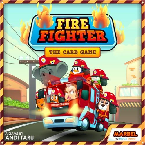 Foto Produk Marbel Fire Fighter Card Game dari Toko Board Game