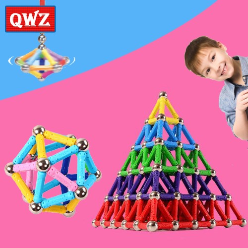 Foto Produk 28050pcs Magnet Toy Bars Magnetic Building Blocks Construction Toys dari Barang ImCin
