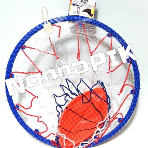 Foto Produk Mainan Bola dan Ring Basket dari NonnaPIK